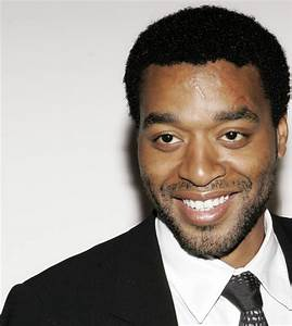 Myne Whitman Writes: Chiwetel Ejiofor - February Man Candy #19