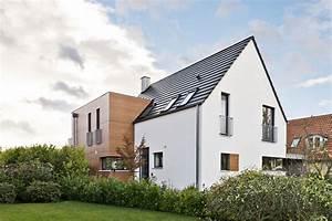 Einfamilienhaus In Zweifamilienhaus Umbauen : siedlungshaus b scher architektur ~ Lizthompson.info Haus und Dekorationen