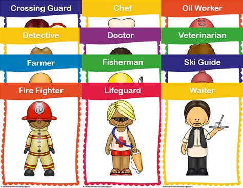 15100 career day clipart community helpers clipart 85