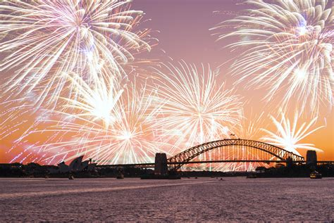 beautiful fireworks   time lapse video