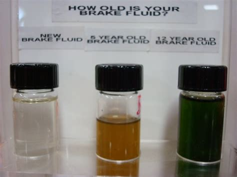 what color should brake fluid be why should i to change my brake fluid joe boulay