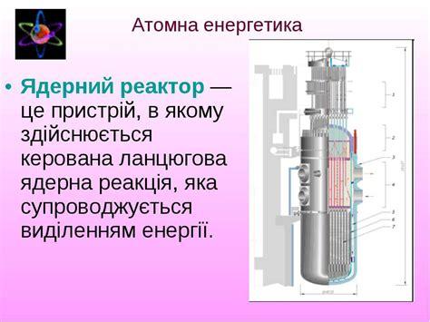 Принцип работы АЭС как устроена АЭС и атомный рекатор
