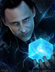 LOKI- TESSERACT by Sheridan-J on DeviantArt