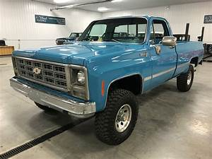 1979 Chevrolet K Classic Car  Truck  And Suv Sales