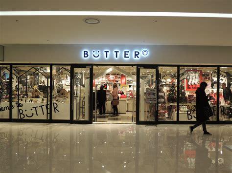 butter shopping  seoul