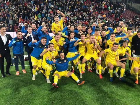 România U21 - Țara Galilor U21