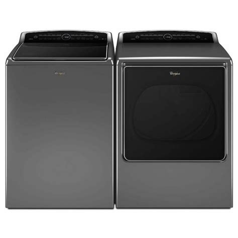 Whirlpool Cabrio Steam Washer contactmpow