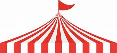 Tent Clipart Circus Carnival Vector Clip Party