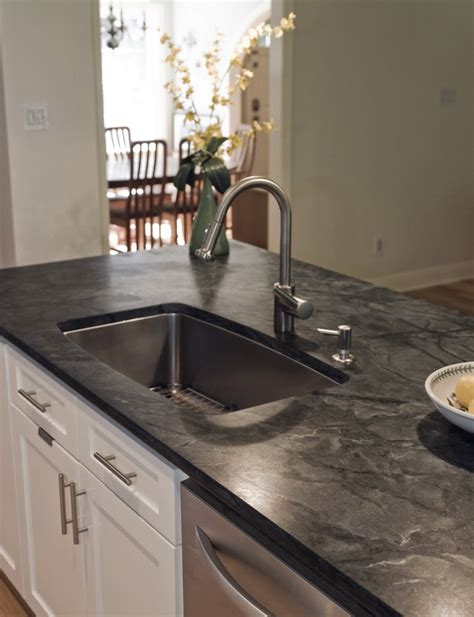 Soapstone Countertop Maintenance - soapstone countertops cleaning and maintenance tips