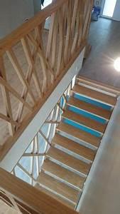 les 25 meilleures idees de la categorie cage d39escalier With charming couleur pour cage d escalier 4 avant pendant apras de la cage descalier la