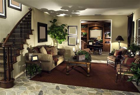 36 living rooms that are richly furnished decorated - Elegant Livingrooms