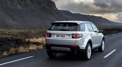land rover discovery sport  review car magazine
