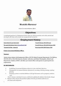 government relations officer resume immigration officers With government relations resume