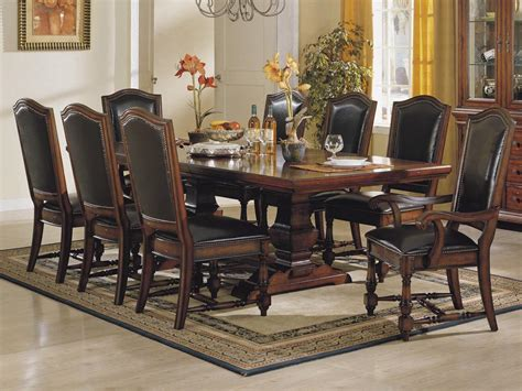 Dining Room Table And Chairs by Simple And Formal Dining Room Sets Amaza Design
