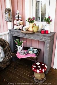 Spring Decorating Ideas Porch Decorating Ideas Spring