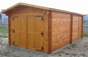 Garage En Bois 20m2 : habrita ve 3562 ~ Dailycaller-alerts.com Idées de Décoration