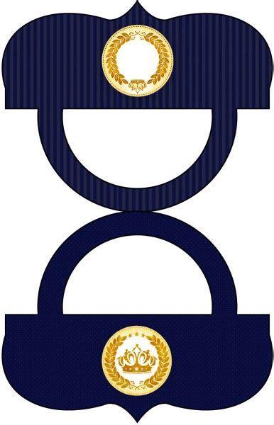 kit festa completo coroa de principe azul marinho 08