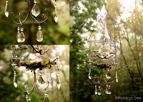 diy wire chandelier beautiful diy chicken wire chandelier