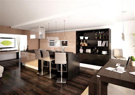 les cuisines à vivre palerme la nouveauté des cuisines à vivre inspiration cuisine le magazine de la cuisine équipée