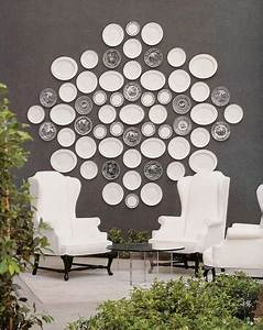 Four creative wall decorating ideas home