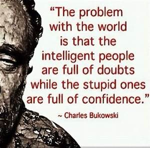 The Biggest Problem With The World