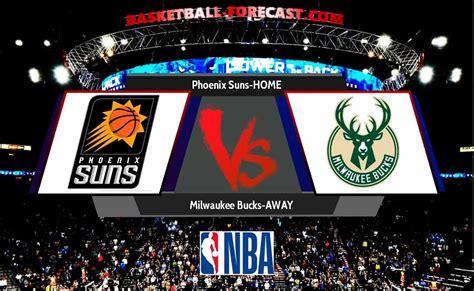 Phoenix Suns-Milwaukee Bucks Nov 22 2017