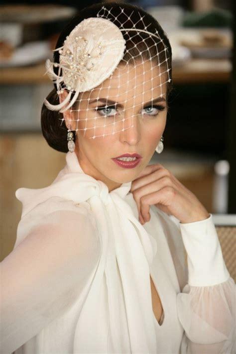 wedding bridal hats fascinator brides hat wear something modern chic grace dress3 state veils bespoke elegant glamorous dress french sombreros