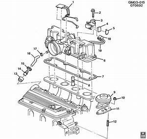 1995 Chevy Corsica Engine Diagram