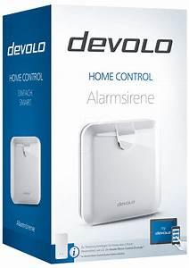 Devolo Z Wave : devolo 9677 devolo home control alarmsirene z wave bei ~ Lizthompson.info Haus und Dekorationen