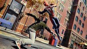 Spider-Man PS4 Fighting Game 4K #21090