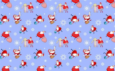 wallpaper santa claus gifts hd celebrations christmas