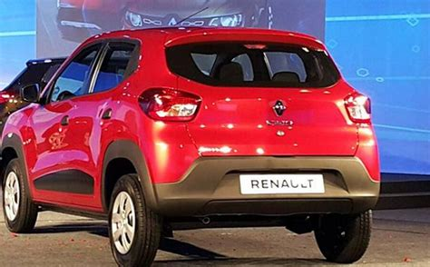 Renault Kwid India Launched Price Specification