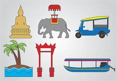 Bangkok Vector Clipart Graphics Edit Vecteezy