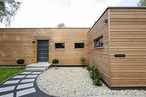 Bungalow Aus Holz : moderner bungalow baufritz fertighaus ~ Michelbontemps.com Haus und Dekorationen