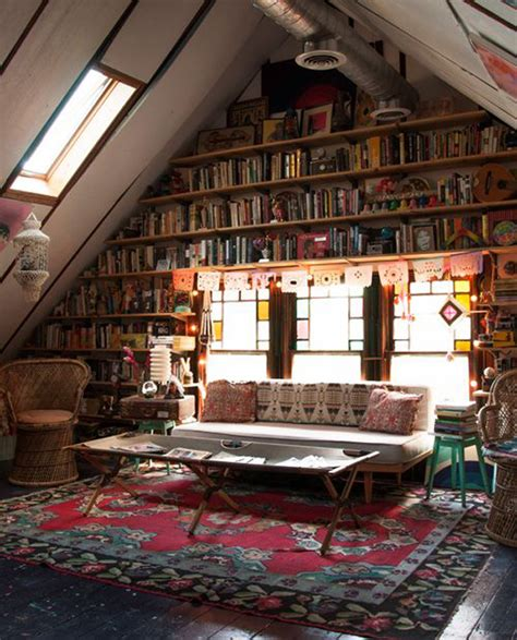 20 creative attic library for function room home design