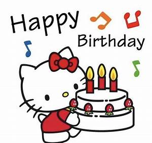 Hello Kitty Geburtstag : happy birthday hello kitty hello kitty ~ Yasmunasinghe.com Haus und Dekorationen