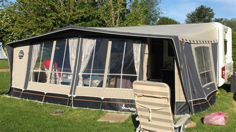 Isabella Commodore Alpha Tweed 3m Wide Awning