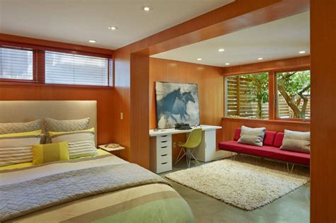Mid Century Modern Bedrooms by 25 Bright Mid Century Modern Bedroom Designs Home Design