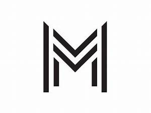 Rejected Double M | Cool Designs | Logo concept ...