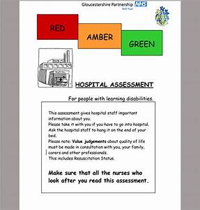 Cease And Desist Template Assessment Template For Hospital Template Of Hospital