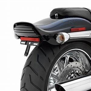 Harley davidson tri bar led tail light for fat bob