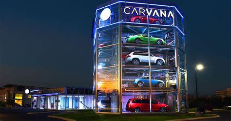 carvana   car vending machine insidehook
