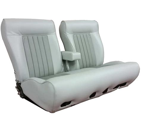 Bench Bucket Seats by 28 34 Bucket Style 1 Bench Seat Wise Guys Seats