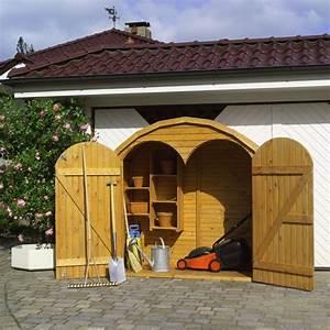 Geräteschrank Garten Holz : holz ger teschrank roma gro ger tehaus schuppen schrank haus garten ger teschr nke ~ Whattoseeinmadrid.com Haus und Dekorationen