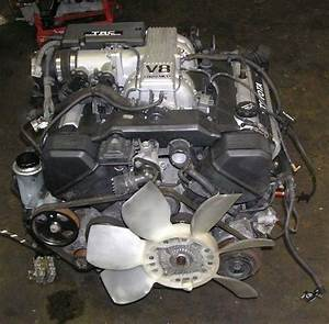 Toyota Lexus Ls400 Sc400 Gs400 Jdm 1uz