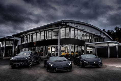 Lamborghini Tunbridge Wells In Kent