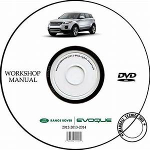 Range Rover Evoque Workshop Manual