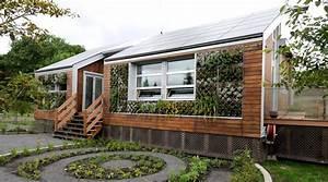 Maison écologique En Kit : petites maisons cohabitation ~ Dode.kayakingforconservation.com Idées de Décoration
