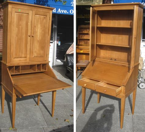 ethan allen desk with hutch ethan allen secretary desk home furniture design