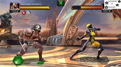5* Wolverine Weapon X vs 5* Wolverine (X-23) - YouTube